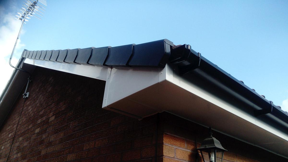 Dry Verge Roof Installation Unbeatable Prices Crawford